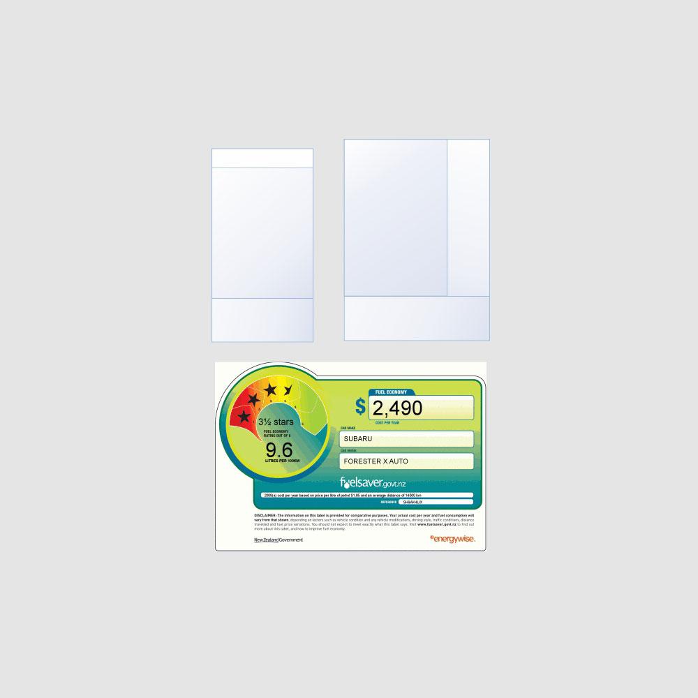 Window Cards & Fuel Economy