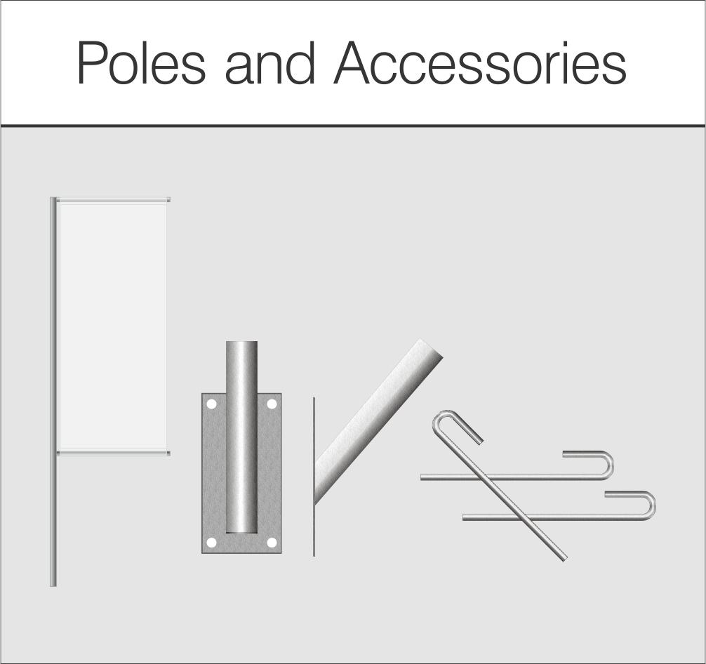 Poles & Accessories