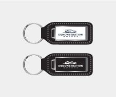 Leather Key Tags