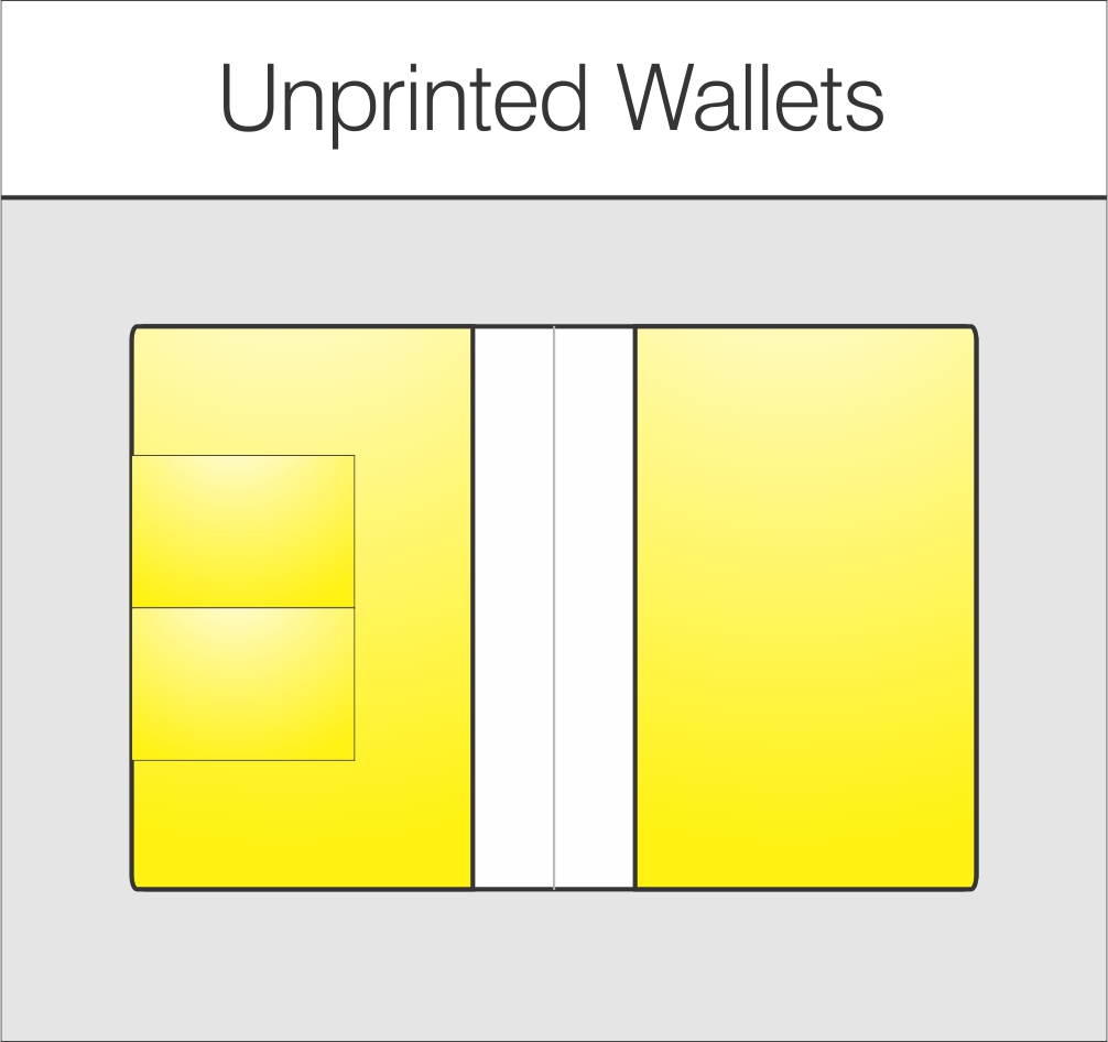 Ownership Wallets Unprinted