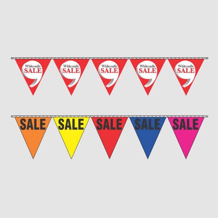Bunting Sale